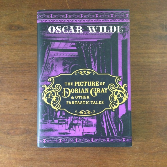 """Oscar Wilde """"The Picture Of Dorian Gray"""""""